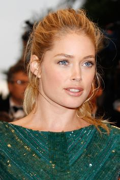 Doutzen Kroes looks stunning as ever with the help of L'Oréal Paris make-up // L'Oréal Paris