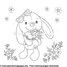 267 Best Animals Beautiful Creatures Free Coloring Pages