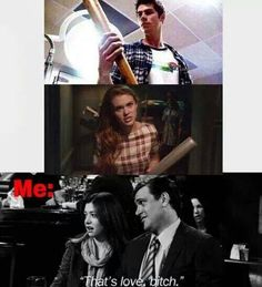 Stydia {Part from the story Teen wolf pics {Book [Completed✓] by spacedust- (⌈ ✧ ⌋ ) with 349 reads. Stiles Teen Wolf, Teen Wolf Stydia, Teen Wolf Boys, Teen Wolf Dylan, Teen Wolf Cast, Teen Wolf Memes, Teen Wolf Quotes, Teen Wolf Funny, Tv Quotes