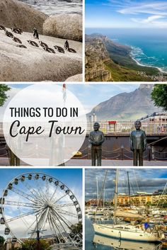 There are lots of fun things to do in Cape Town, South Africa, including visiting Table Mountain and the V&A Waterfront. This beautiful city in one of the best places to visit in Africa.
