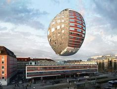 City Portraits By Victor Enrich Tower Block Architectural - City portraits surreal architecture photos by victor enrich