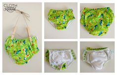 Cloth Diaper Revival: Fun in the Sun: What are the best swim diapers? [GIVEAWAY]