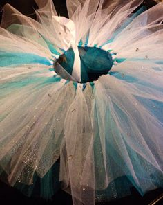 SO CUTE! My daughter would love this tutu! Queen Elsa Frozen Tutu on Etsy only $20.00!