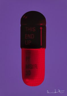 The Cure - Papal Purple/Burgundy/Blood Orange by Damien Hirst £4,200.00 Silkscreen Signed Limited Edition of 15 51cm x 72cm To buy now or enquire: Call: +44 (0)20 7240 7909 Email: info@lawrencealkingallery.com - See more at: http://www.lawrencealkingallery.com/artists/damien-hirst/work/the-cure-caramelgrapemustard#sthash.YlPeZ5HI.dpuf