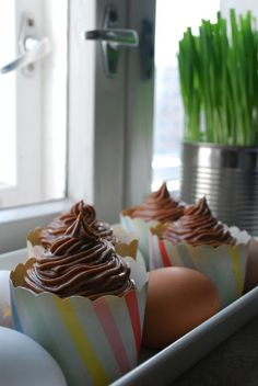 DecoDreamer's Diary: Easter cupcakes