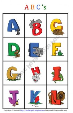 ABC Bingo Match Printable FREE - This printable can be adjusted for preschool/Kindergarten age too. Free Printable Bingo Cards, Bingo Card Template, Free Printables, Card Templates, Abc Bingo, Alphabet Bingo, Alphabet Soup, Bingo Games, Alphabet City