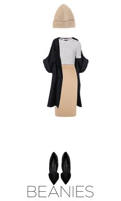 """""""Untitled #293"""" by bojanadirectioner ❤ liked on Polyvore featuring Merci Me London, Jaeger, Topshop, Bark, Kurt Geiger and beanies"""