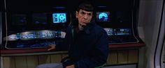The bridge of the USS Enterprise-A  Star Trek: The Final Frontier  #startrek