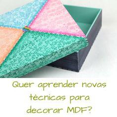 Curso Artesanato MDF