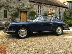 Porsche 912 1967  Mine looked just like this......<3!!!