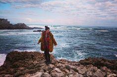 Sea invierno o verano esté nublado o soleado el mar sirve de terapia todo el año