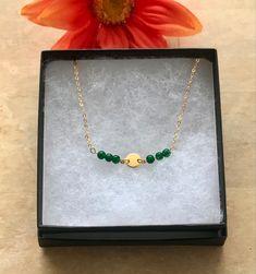 New! Gemstone Jade Necklace! Jade Necklace, Stone Bracelet, Malachite, Bracelets For Men, Chakra, Etsy Seller, Gemstones, Detail, Trending Outfits