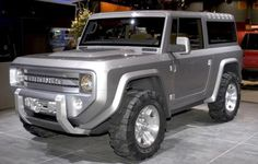 2016 Ford Bronco, hmm, like the April fools hoax better, still a nice ride though. http://www.salesmanscott.com