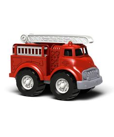Recycled Fire Truck by Green Toys