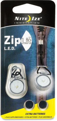 Nite Ize ZipLit LED Zipper Pull Light