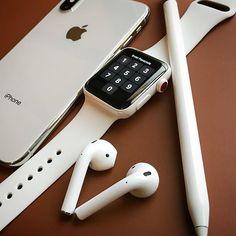 WEBSTA @applewatchlifestyle All white From @applewatchnerd