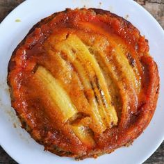 Veggie Recipes, Cooking Recipes, Veggie Food, Fast Good, Bon Dessert, Banana Coconut, Fancy Cakes, Easy Desserts, Cupcake Cakes