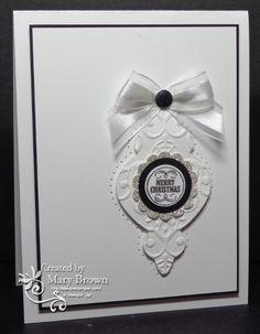 SUO58 Ornament Keepsakes by stampercamper - Cards and Paper Crafts at Splitcoaststampers
