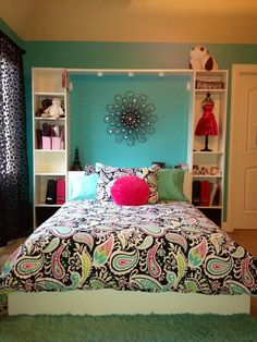 Room Decor Ideas for Tweens Fresh Tween Room Color themes the Great Tween Girl Bedroom Ideas Better Home and Garden Teenage Girl Bedrooms, Teen Bedroom, Bedroom Decor, Teen Rooms, Master Bedroom, Tween Bedroom Ideas, Dream Bedroom, Bedroom Furniture, Boy Bedrooms