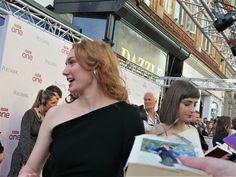 Poldark Cast, Demelza Poldark, Eleanor Tomlinson, Alice In Wonderland, One Shoulder, It Cast, Wedding, Women, Fashion