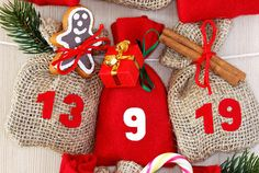 Great idea for advent calender