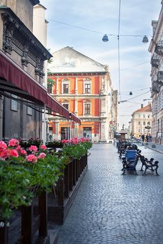 Discovering Medieval Lviv: walking Lviv's cobbled streets is very enjoyable