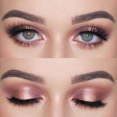 Love this pink eye makeup! #Makeup #MakeupIdeas #MakeuoTrends #Makeup2018