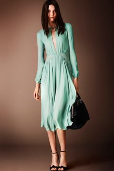 Burberry Prorsum   Pre-Fall 2014 Collection   Style.com