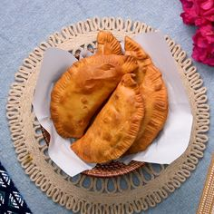 Virgin Islands Pates Recipe by Tasty - Vegetarian Dinner Recipes Pate Recipes, Cooking Recipes, Cooking Tv, Empanadas, Caribbean Recipes, Caribbean Food, Island Food, Sandwiches, Appetizers