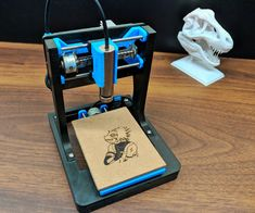This is an Remixed version my old CNC Laser engraver and made a Stable version of an Arduino based Laser CNC engraver and thin paper cutter using old Arduino Cnc, Arduino Laser, Cnc Router, 3d Laser Printer, Cnc Engraving Machine, Diy 3d, Picture Engraving, Usb, Mesas
