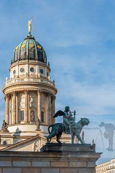 ღღ French Cathedral in Berlin, Germany