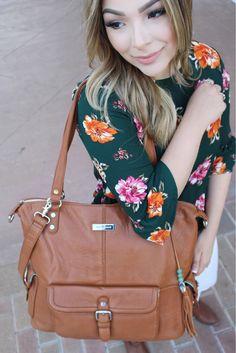 Diaper Bag    Lily Jade Co