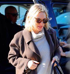 Cate Blanchett in NYC November 18,2016