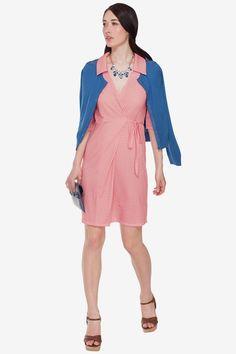 Easton Wrap Dress