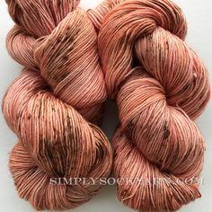 FF LP Singles Peach Pit - Peach Pit, Yarn Cake, Yarn Thread, Sock Yarn, Hand Dyed Yarn, Yarns, Lp, Socks, Beautiful
