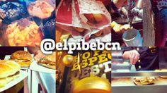 Bocadillos, tapas, salchichas y hamburguesas especiales, ensaladas y ensaladillas, las mejores cervezas nacionales y de importación... ¡en #elPibe te espera todo esto y más!