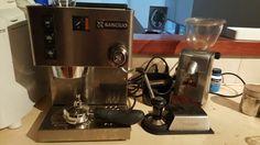 Coffee machine  - daily