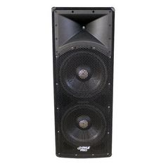 1600 Watt Dual 15'' 3 Way PA Speaker Cabinet