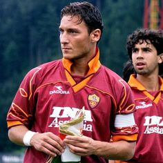 My all-time favorite Roma jersey
