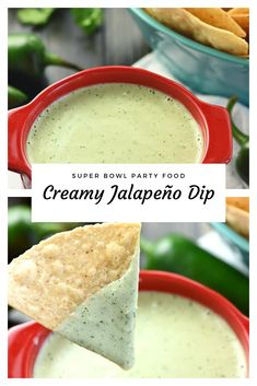 Hi, Do you wanna make Creamy Jalapeño Dip ? Get full recipes on the site. A base of homemade ranch is flavored with fresh jalapeños, cilantro, and tomatillo salsa in Creamy Jalapeño Dip, a copycat recipe of the popular Chuy's dip! Healthy Dinner Recipes, Appetizer Recipes, Cooking Recipes, Simple Appetizers, Simple Recipes, Vegan Recipes, Cocktail Party Food, Cocktail Drinks, Creamy Jalapeno Dip