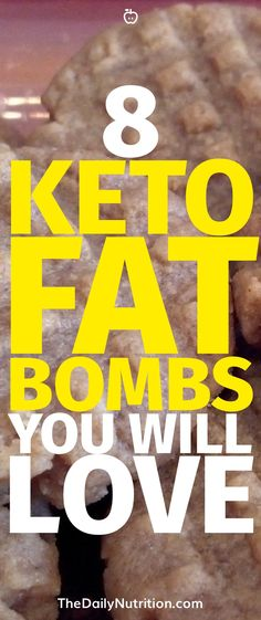 Keto fat bombs are a