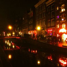 All the embarrassment aside lol. Theres nothing like the Red Light District #Amsterdam