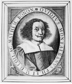 Montalbani, Ovidio (1601-1671), F. Missere Fontana, 2004, fig. 46; Ritratto di Ovidio Montalbani (Biblioteca Comunale dell'Archiginnasio di Bologna, Gabinetto Disegni e Stampe, A.40.44.1)