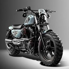 Harley Davidson Sportster 48 #motorcycle #motorbike