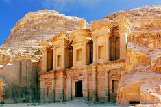 **** Boasting sublime desert scenery at Wadi Rum and a raft of archaeological treasures – from the magnificent ancient city of Petra, the country's most popular sight, to sprawling Roman Jerash. Wadi Rum, Machu Picchu, Angkor, Jordan Tours, Taj Mahal, Bon Plan Voyage, City Of Petra, World Cruise, Site Archéologique