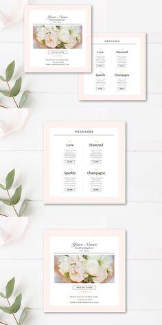 Wedding Photographer Pricing List