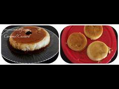 Caramel Custard / Caramel Custard Pudding Recipe