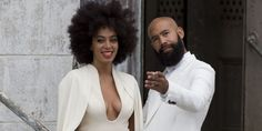 Watch Solange and Her Son Do the Coolest Mother-Son Dance of All Time at Her Wedding -Cosmopolitan.com