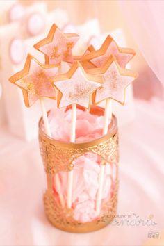 galletas para una fiesta princesa