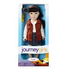Journey Girls Australia 18-inch Doll - Callie